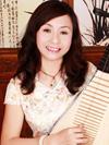 Asian woman Wang from Nanning, China