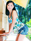 Asian woman Ying from Beihai, China