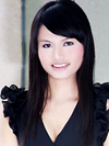 Asian Bride LingCen from Nanning, China