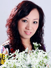 Asian Bride Zhizhi from Yulin, China