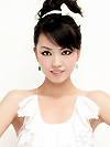 Asian Bride Qi from Yulin, China