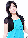 Asian Bride Lan from Zhanjiang, China