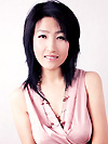 Asian single woman Lan from Shenyang, China
