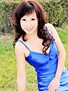 Asian Bride Peng from Shenyang, China